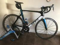 Mint condition GIANT PROPEL ADVANCED 0
