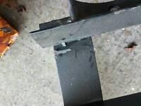 Commercial dumbell rack