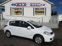 2009 Nissan Versa 1.8S (M6) 5 DOOR HATCHBACK!! 6 SPD GAS SAVER!!