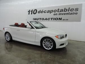 2013 BMW 1 Series 128i DÉCAPOTABLE - M-PACKAGE - SIÈGES SPORT -