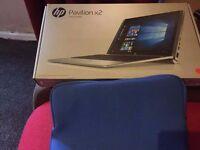 Hp pavillion laptop/tablet 2in1