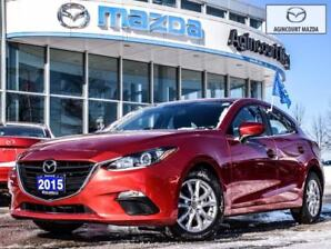 2015 Mazda Mazda3 Sport GS | Htd Sts | Rear Cam | Bluetooth | Push Start