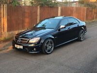 MERCEDES C63 AMG 2008, GREAT SPEC, GREAT EXAMPLE, PART EXCAHNGE TO CLEAR
