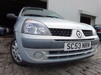 53 RENAULT CLIO 1.2,MOT MARCH 017,2 OWNERS FROM NEW,LOVELY SMALL FAMILY CAR,VERY WELL MAINTAINED