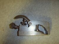 Vintage Record No 077A Bull Nose Rabbet Plane(REDUCED)