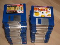 Amiga demo disks