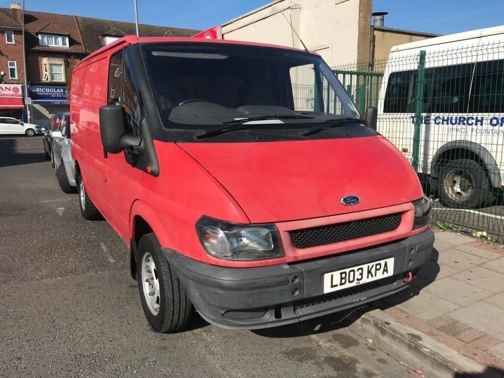 7087f6fca3 Ford Transit 2.0 TD 260 Panel Van 4dr (SWB) 2 KEYS