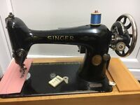Singer Sewing Machine (item 4)