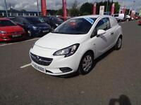 Vauxhall Corsa CDTI ECOFLEX S/S (white) 2015-12-15