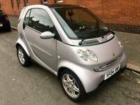 Smart Fortwo 0.7 City Passion 3door, £30 Road tax, 2 Owners, CAT c,, *** 11 Months Mot ***