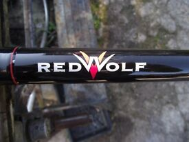 Red Wolf Beachcasting Rod