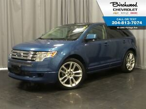 2010 Ford Edge Sport AWD   LEATHER   SUNROOF