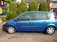 2004 (54)RENAULT SCENIC EXPRESSION 1.5 DCI 106 BHP