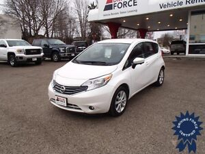 2015 Nissan Versa Note SL Front Wheel Drive - 64,025 KMs, 1.6L