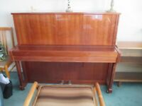 Lippmann upright piano