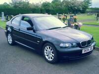 COMPACT BMW.