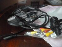PANASONIC DVD IN GOOD WORKING ORDER WITH ALL CABLES