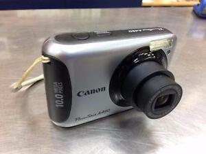 Appareil photo numérique 10MP CANON ** Testé et Garanti ** #F024202