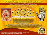 WORLD FAMOUS INDIAN PSYCHIC ASTROLOGER TEL.6476202572