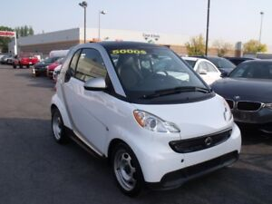 2013 Smart fortwo Pure+air+cuir