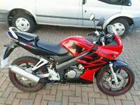 Honda cbr 125r 2004 cbr125 R-4 12 months mot low milage yzf ktm wr dtr rs