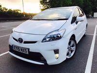 TOYOTA PRIUS T-SPIRIT 2015 UK MODEL PCO READY NOT AURIS HONDA AUDI BMW MERCEDES LEXUS