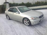 2001 Lexus Is200 Sport - has to go