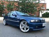 2000 e46 BMW 325 Ci Coupe m-sport PETROL AUTOMATIC FULLY LOADED NT Mercedes Audi VW