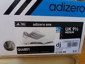 Mens Golf Shoes Adizero size 9.5
