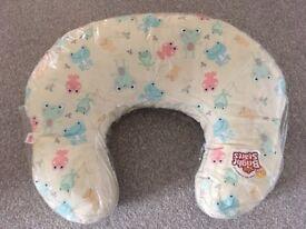 Baby nursing pillow