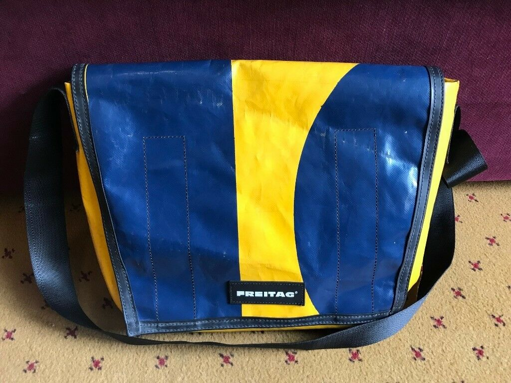 6d3dfe8d9caa Freitag Serie G5.1 messenger bag. Lightly used.