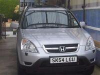 Honda CV-R 2ltr silver