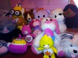 Small soft toy bundle
