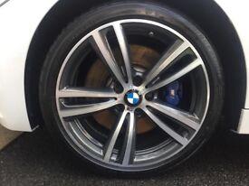 "19"" Genuine BMW 442 Orbit Grey Wheels"