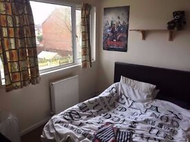 Double room in shared house £130 PW