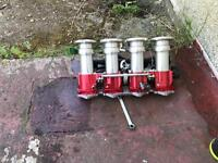 106 gti Saxo vts atpower throttle bodies