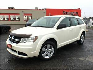 2013 Dodge Journey CVP**4.3 TOUCHSCREEN**ALLOY WHEELS**POWER WIN