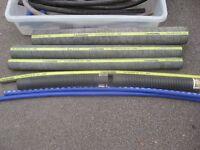 Selection of vehicle radiator hoses