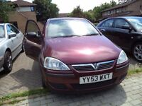 Vauxhall Corsa 1.2 , 2004 For sale