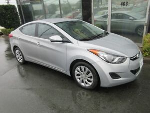 2012 Hyundai Elantra AUTO WITH FRESH 2-YEAR MVI!