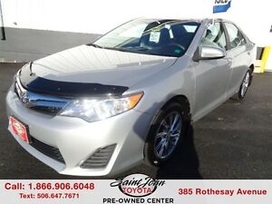 2012 Toyota Camry LE $144.68 BI WEEKLY!!!