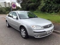 Ford Mondeo 1.8 Zetec with 12 MONTHS MOT, Service History, Very good to drive