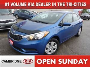 2014 Kia Forte 1.8L LX / NOT A RENTAL / *AUTO* Cambridge Kitchener Area image 1