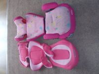 Graco Car Seat with Detachable Back, good condition