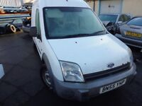 2005 Ford Transit Connect T220 LWB Hi-roof TDDi - No VAT