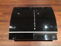 PlayStation 3+ 5 games+ 2 remotes