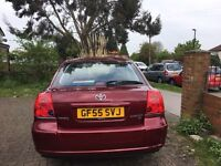 Automatic Toyota Avensis for sale, low miles