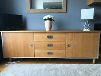 Lovely sideboard and matching wall unit....