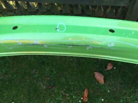 Focus rs rear bumper for sale.