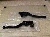 yamaha fzr 600 cnc fully adjustable long/standard levers